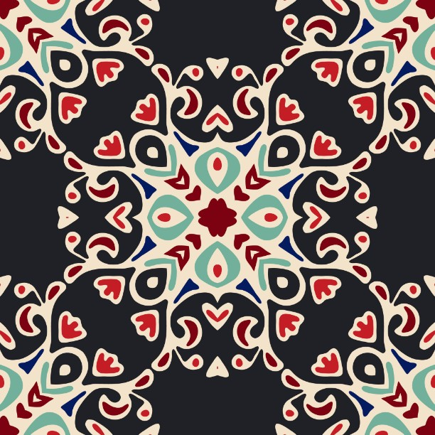 Abstract Ornamental