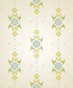 Beige Lace Tracery