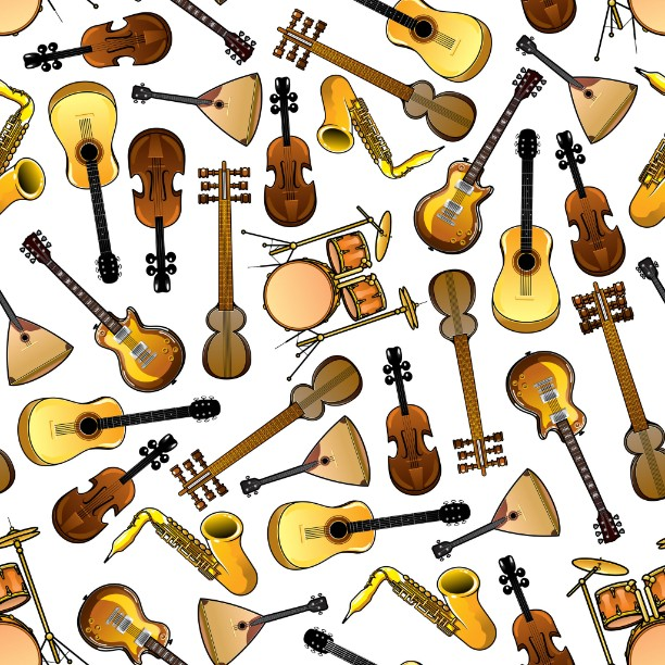 Cartoonish Instruments