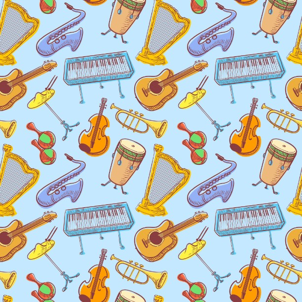 Clip Art Like Instruments