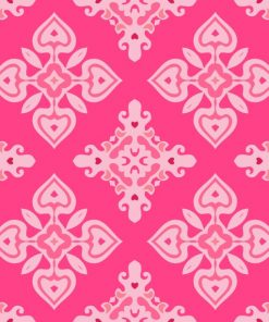 Cute Pink Abstract
