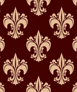 French Royal Ornamental
