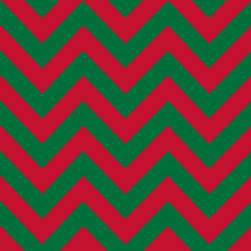 Green on Red Chevron