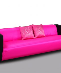 Pink Couch Cover