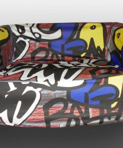 Graffiti Couch Cover